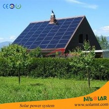 3000W grid tied solar power system with on grid inverter 3000 watts