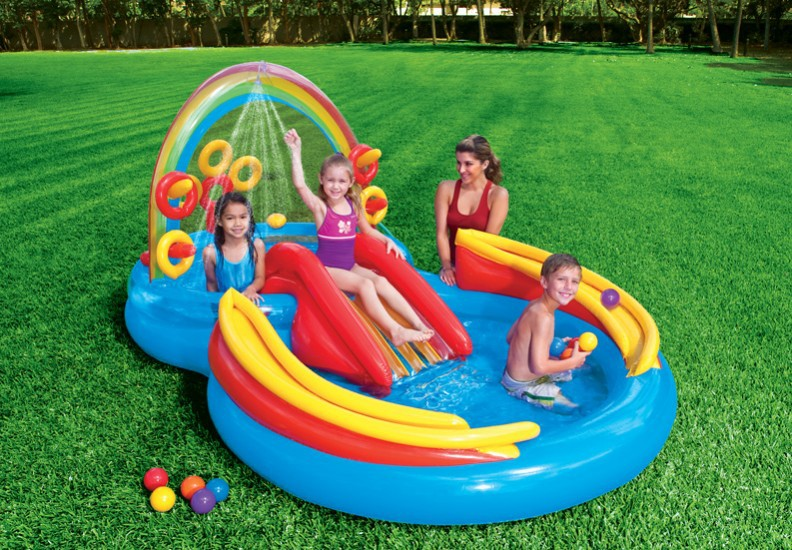 Colorful And Woderful Inflatable Adult Swimming Pool Allow Child Playing Toy Buy Above Ground