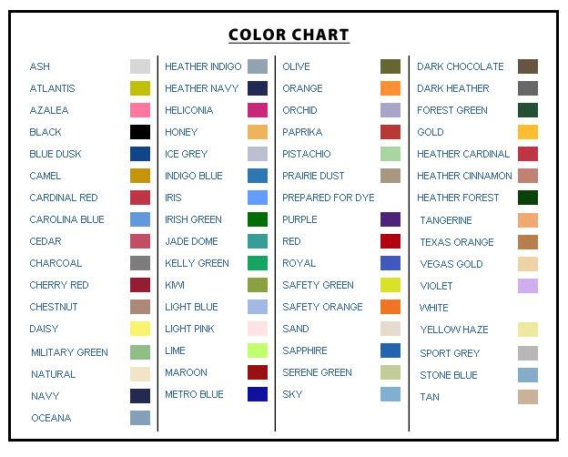 Gildan Mens T Shirt Colors Labzada T Shirt