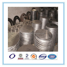 copper 2b finish 201 circle stainless steel prices per kg per ton for cookware