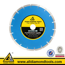 Applied with Walk Behind Saw Key Slot Diamond Saw Blade for Concrete Floor