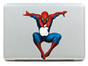 Superman Iranman design protective laptop skin cover for Macbook, colorful stylish stickers for macbook laptop sticker