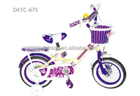 Mini Beautiful and Top Sale Kids Bike for girls