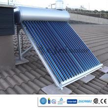 Energía verde 24 horas solar instantánea sistema de <span class=keywords><strong>agua</strong></span> <span class=keywords><strong>caliente</strong></span> con CCC CE ISO9001 certificados
