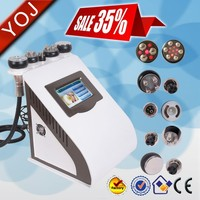 5 in 1 hot ultrasound cavitation machine belly fat burning device