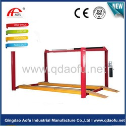 alibaba germany hydraulic used car vehicle hoist lift