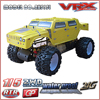 2015 hot sale 4WD gas powered monster truck, rc model cars, high speed rc toy car