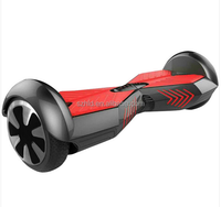 2015 hot sales 6.5inch self balancing scooter with bluetooth