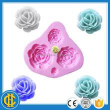 Cute cartoon silicone mold customizable colors available
