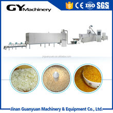 Hot sale Artificial rice process line/man made rice making machine