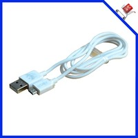 Factory EXW price 1m White 28AWG usb shielded high speed cable 2.0 Micro USB charger Cable