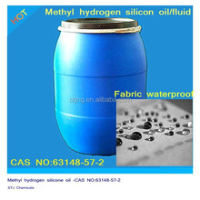 Methyl Hydrogen Silicone oil for powder handling of cosmetics, with 63148-57-2, for Silicone oil for buildings materials