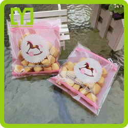 wholesale cheap custom made printed opp cpp plastic bag for dry food