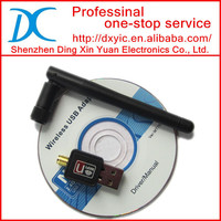 Top quality Mini Ralink RT5370 150M 802.11 b/g/n LAN Adapter usb wifi antenna