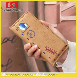 Envelope Style PU Leather Mobile Phone Bag for iphone6