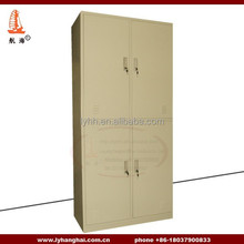2016 Mordern Four-door metal clothes cabinet locker 4 compartment cloakroom wardrobe for charging room closet
