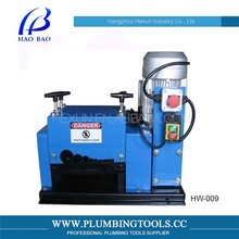 HW-009 Hot Sell Copper Wire Stripper/Cable Making Equipment With China Supplier