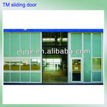 Germany technique high quality fiberglass reinforced hollow panel sliding door
