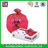 china manufacturer hdpe and ldpe biohazard plastic bag at wholesale price