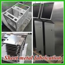 china ODM precision Custom Fabrication Service control panel sheet metal