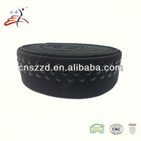 nylon silicone elastic tape for cycling wear