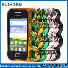 For chrome knuckle case for samsung galaxy s5