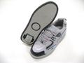 venta al por mayor wheely personalizado rodillo zapatos del patín patín como con la rueda transparente para los niños el deporte precio barato