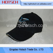 Factory price custom fitted baseball cap