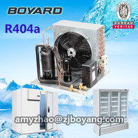 r404a cold room condensing unit for walk in freezer