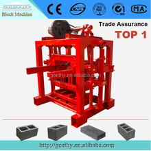 high profit low investment QTJ4-40B2 brick making machine