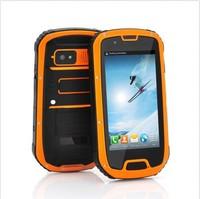 Unlocked S09 IP68 waterproof shockproof Rugged mobile phone 4.3' MTK6589 Quad Core Android 3G Smartphone wifi GPS