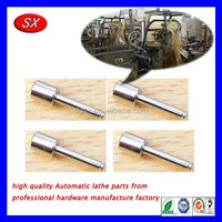 cnc turning copper metal dowel shafts pin cnc lathe copper turning parts power tools spare parts