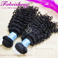 Hot Selling Grade 7A Top Quality Kinky Brazilian Hair crochet braids with human hair