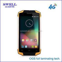 rugged handheld PDA IP68 Certificate NFC 3G 2G approval dual sim X9 transport del telefono celular unlocked cell phone