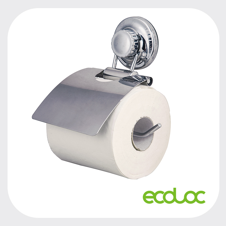 Wholesale Ecoloc Strong Vacuum Toilet Paper Roll Holder