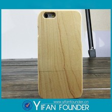 Mobile Accessory real Wood For iPhone 6 Case Made by China Manufacturer