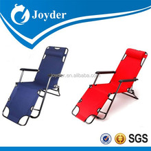 Popular folding beach chair/deck chair/sun lounger wholesale