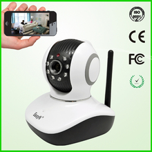 ODM manufacturer home use auto tracking 720p cmos sensor all in one IP Security Camera
