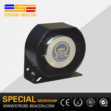 hot sale high quality Black alarm horn / fire alarm speaker / Fire alarm black siren
