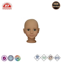 ICTI factory EN71 pvc custom make best candy doll models