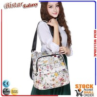 Woman fashion pu leather sling bag for young girls Bistar Galaxy BSB102