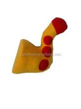 En peluche instruments de musique en forme de peluche animal jouet