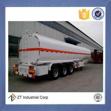 40 CBM fuel tanker semi trailer safe and effcient