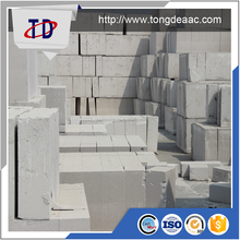 2015 New Products China good concrete AAC block