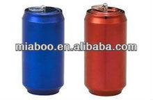 popular can shape usb flash drive,drink bottle usb stick