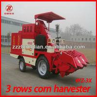 4YZ-3X combine corn harvester