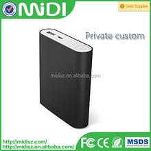 2015 hot selling legoo portable power bank 10400mah power bank 18650 for ipad mini