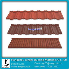 High quality red roof tiles /light weight roof tiles /metal roof tiles
