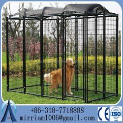Beautiful Elegance Sleek Pretty Metal Cheap Dog Kennels Wholesale, Dog Kennels, Welded Dog Cage