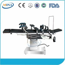 High quality Integrated surgical instrument table